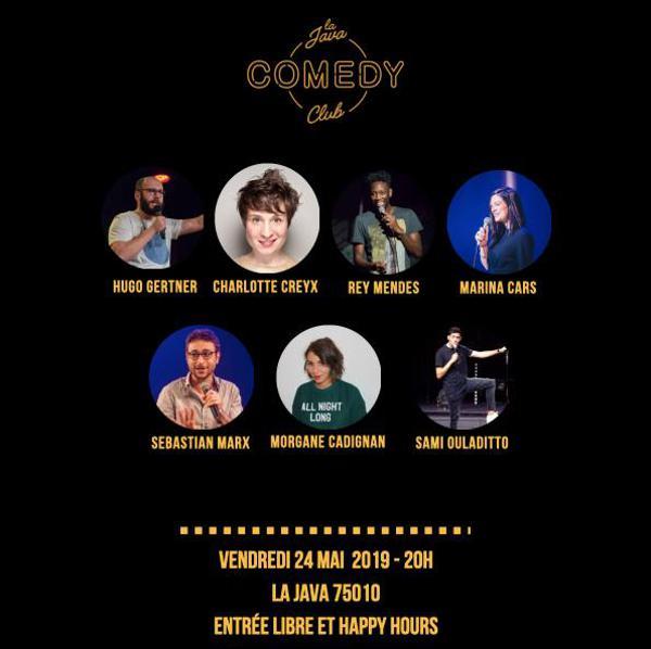 La Java Comedy Club #4