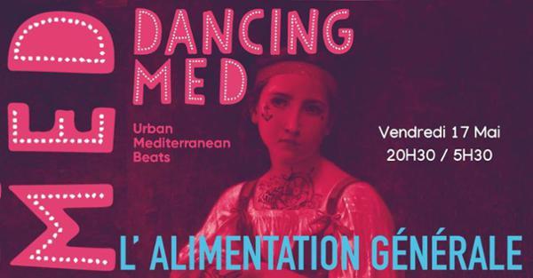 Dancing MED - Urban Mediterranean grooves