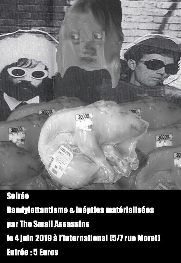 Dandylettantisme et Inepties Matérialisées