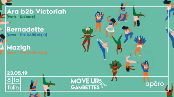 Move UR Gambettes - Paris Edition #2
