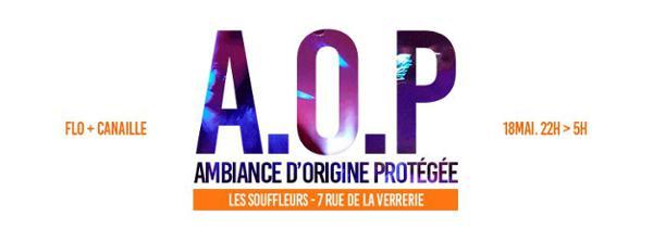 A.O.P -Canaille & Flo-