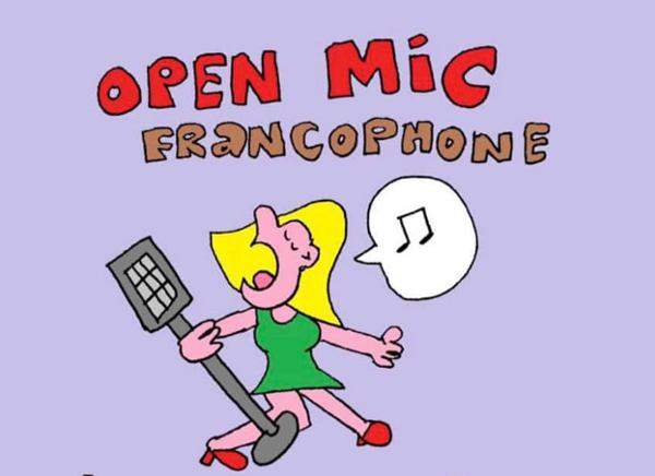 Open Mic #5 + DJ Set