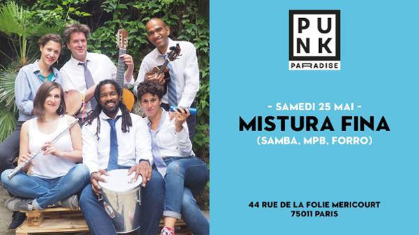 Mistura Fina au Punk Paradise #2
