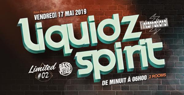 Liquidz Spirit Ltd. #02  w/ Humanature, Resistance & more