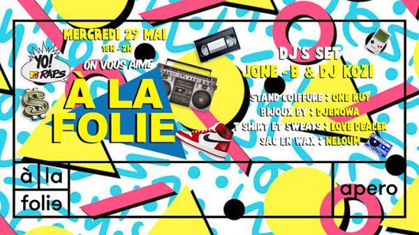On VOUS AIME À La Folie is Back