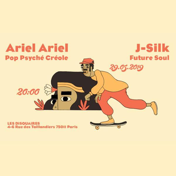 J-Silk + Ariel Ariel
