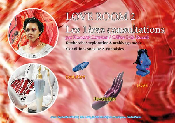LOVE ROOM 2 / LES 1ÈRES CONSULTATIONS