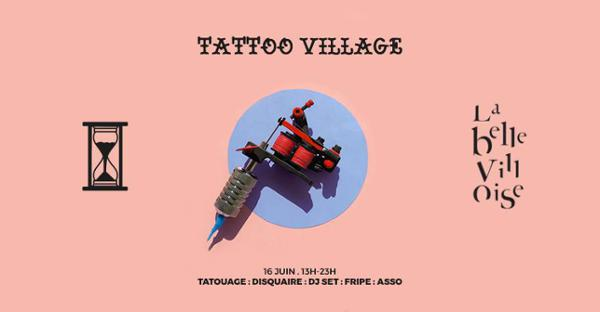 TATTOO VILLAGE