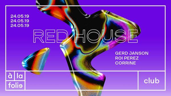 Red House 240519 • Gerd Janson • Roi Perez • Corrine