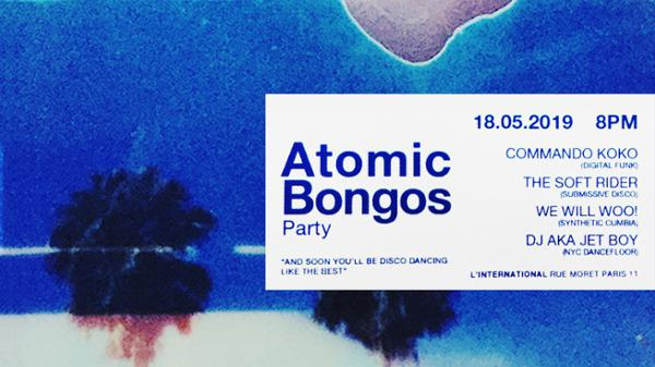 Atomic Bongos Party #7