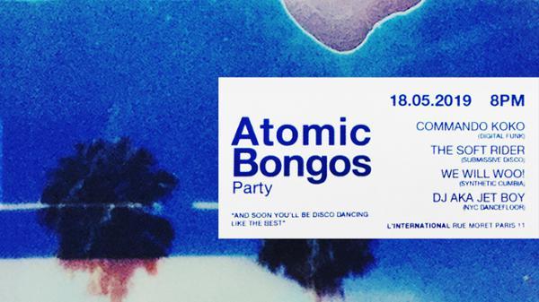 Atomic Bongos Party #7