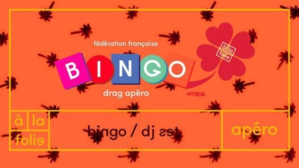 Ff Bingo Drag Apero + Dj set - spécial Fête des Mères