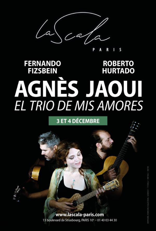 Agnès Jaoui - El Trio de mis amores