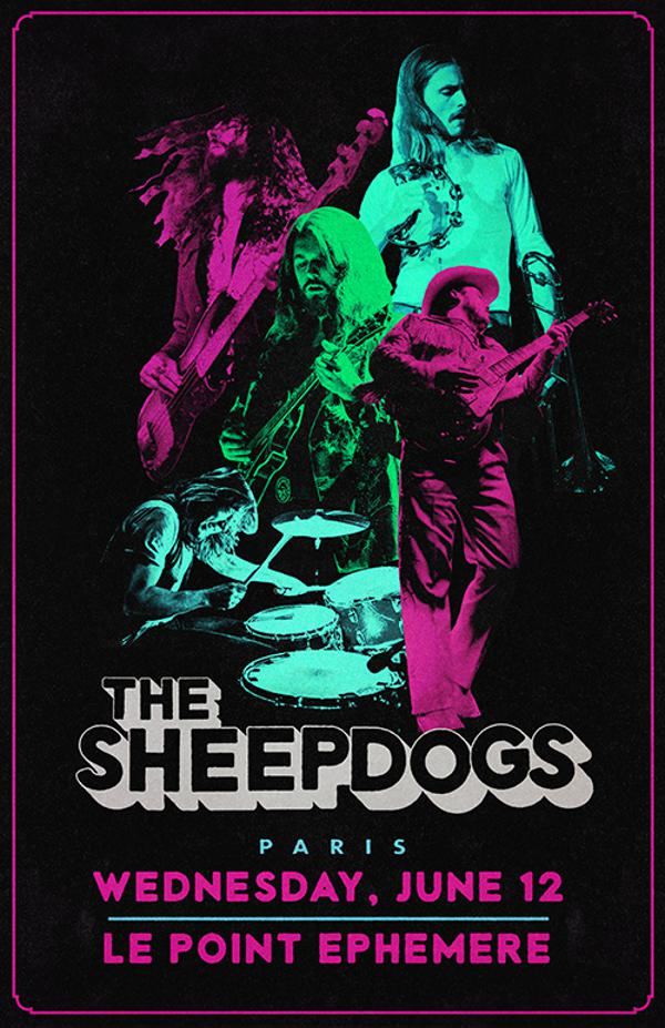 THE SHEEPDOGS + CREATURES