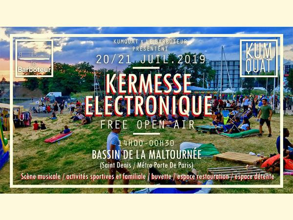 La Kermesse Electronique 2019