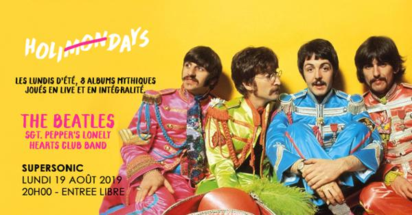 Holi(mon)days • The Beatles - Sgt. Pepper's / Supersonic