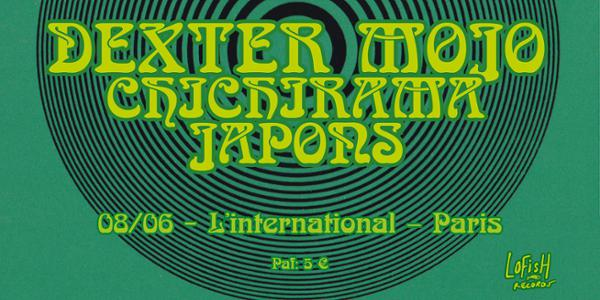 Dexter Mojo x Chichirama x Japons // L'International