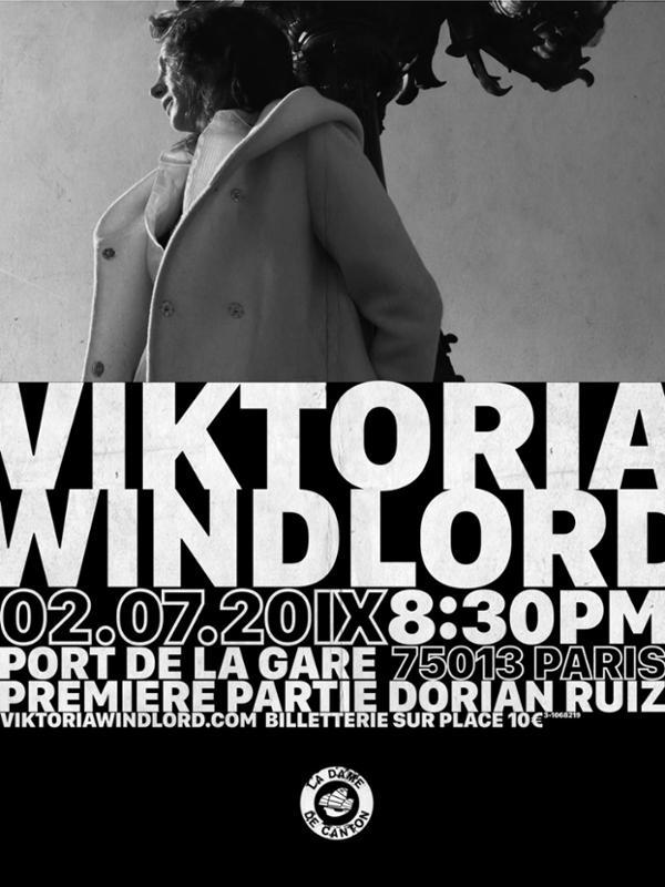 VINKTORIA WINDLORD + 1ère partie DORIAN RUIZ