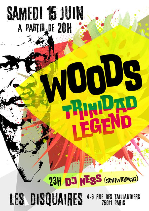 Woods Trinidad Legend