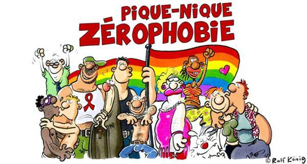 Pique-nique Zérophobie