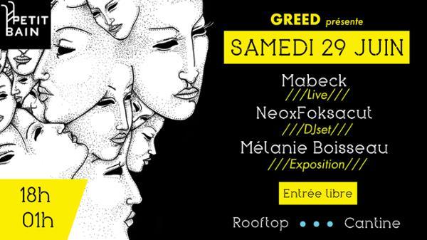 GREED Présente #2 : Mabeck & Dr. GL x NéoxFoksacut