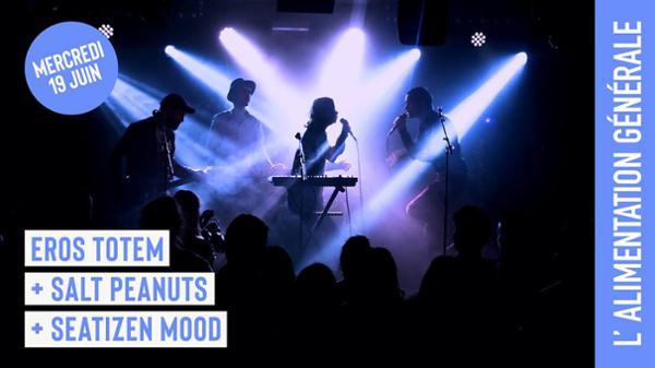 Eros Totem ~ Salt Peanuts ~ Seatizen Mood