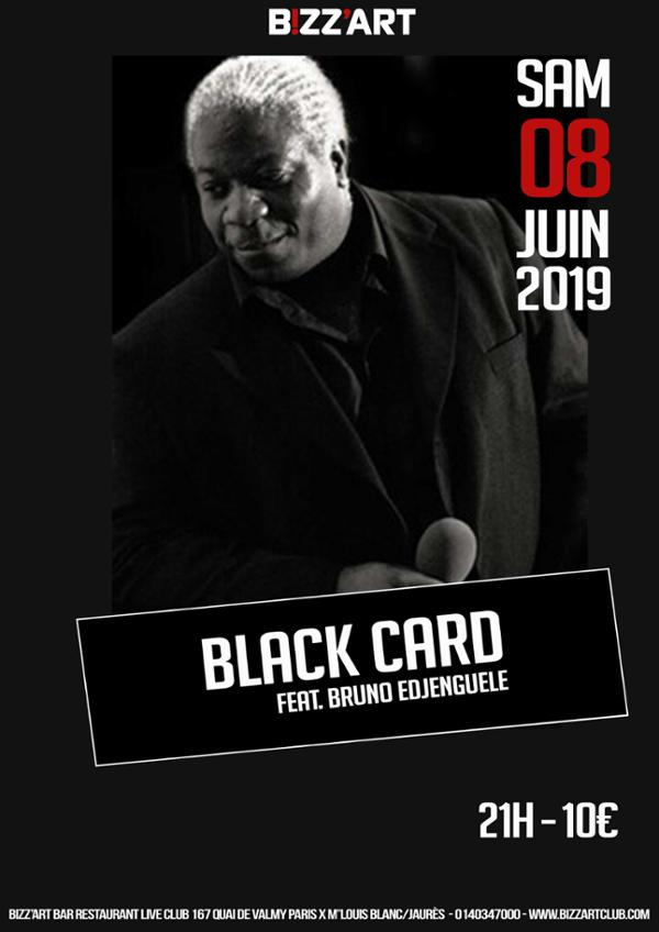 Black Card ft. Bruno Edjenguele