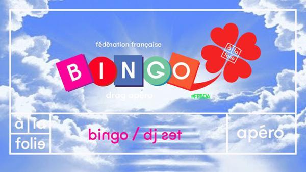 Ff Bingo Drag + Dj Set special : PENTE vs COTE