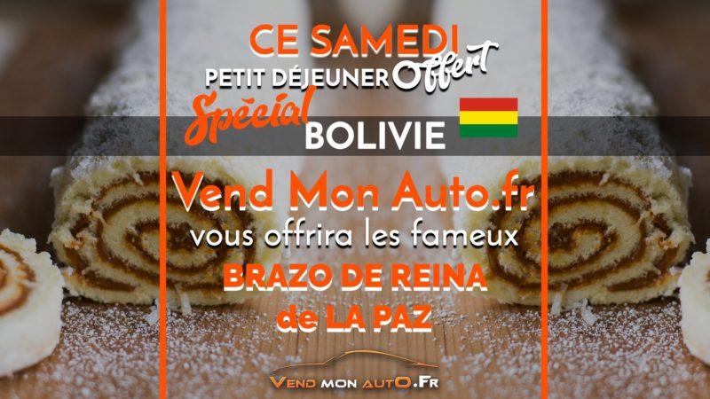 Samedi 03 AOUT -Spécial Bolivie