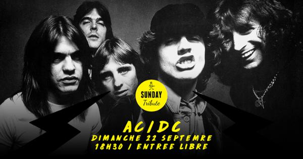 Sunday Tribute - AC/DC // Supersonic - Free