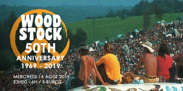 Woodstock 50th anniversary • 1969/2019 • Supersonic