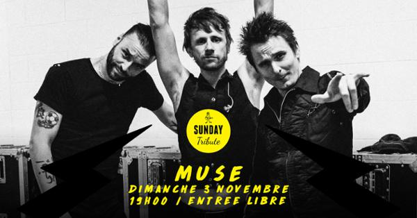 Sunday Tribute - Muse // Supersonic - Free