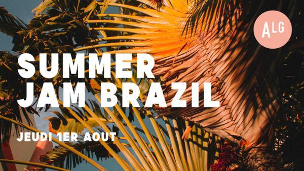 Summer jam Brazil