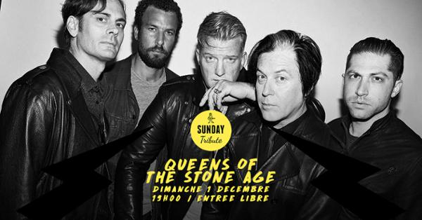 Sunday Tribute - Queens of the stone age // Supersonic - Free