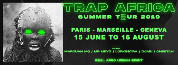 Trap Africa Summer Tour