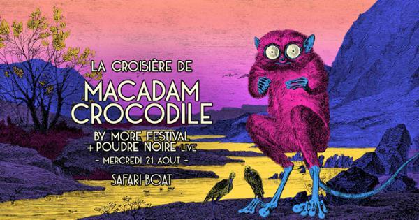 La croisière de Macadam Crocodile