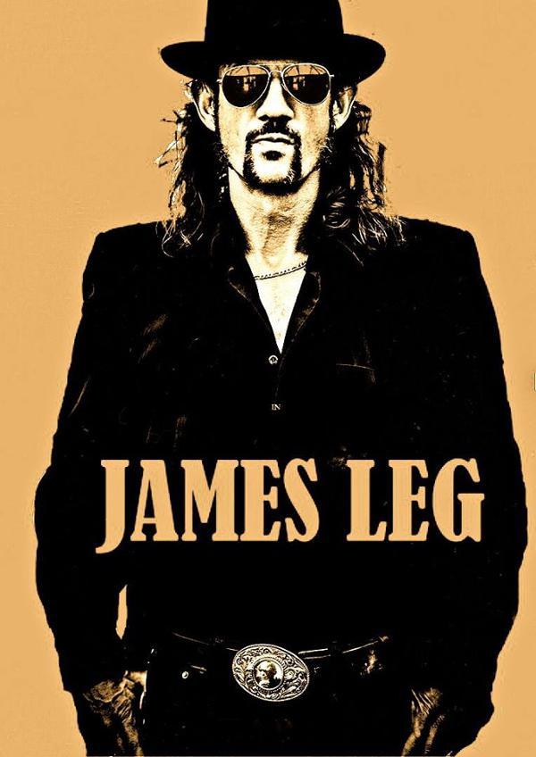 JAMES LEG ✚ EPIQ @LaPlage Du Glazart (Free)