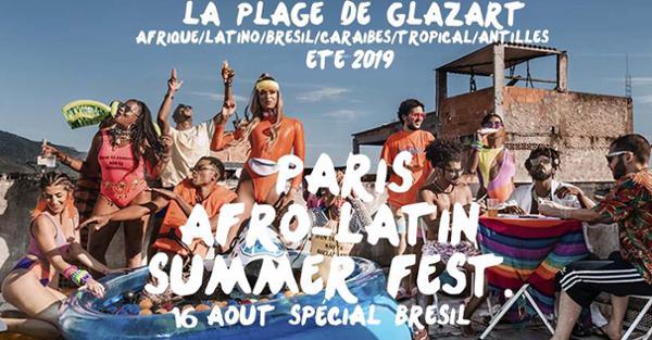 Paris Afro-Latin Summer Fest. #3 spécial Brésil !