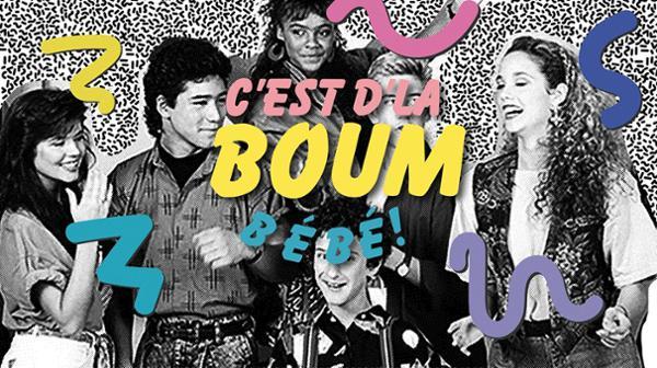 C'EST D'LA BOUM BÉBÉ
