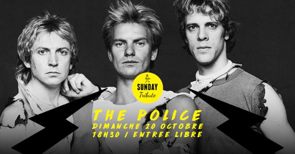 Sunday Tribute - Police // Supersonic - Free