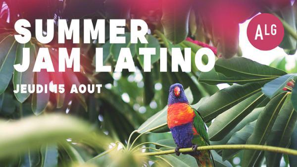 Summer jam Latino