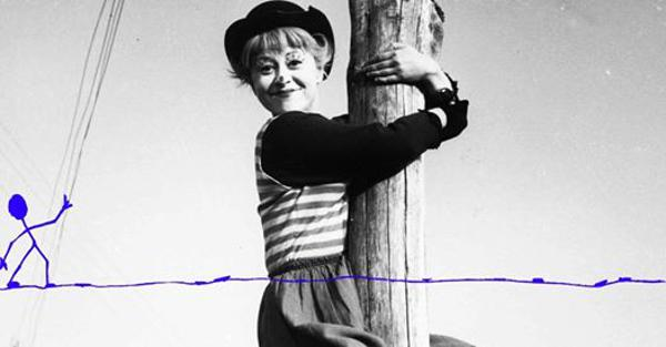 Équilibristes ! — La Strada, Fellini