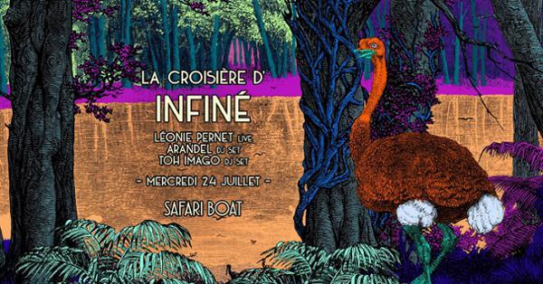 La croisière d'InFiné  : Léonie Pernet, Arandel, Toh Imago
