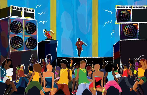 Global Sound-System : Dancehall,Reggaeton,Afrobeats & BaileFunk!