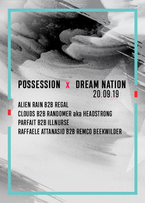 22 septembre 2019 // CLOSING ● DREAM NATION FESTIVAL // PARIS