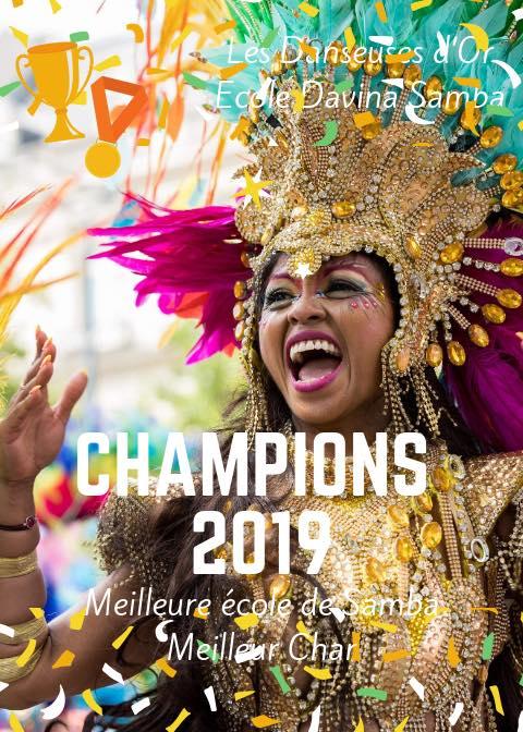 Stages cours de samba danses brésiliennes à Paris