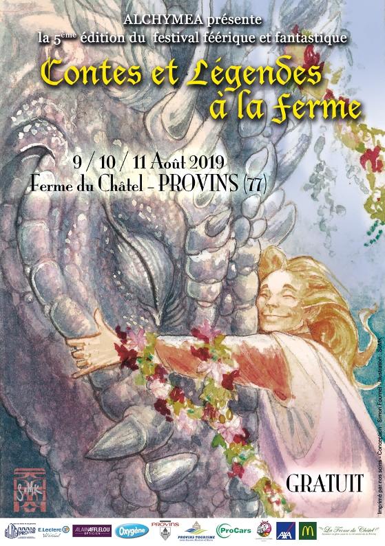 Festival Contes et Légendes à la Ferme