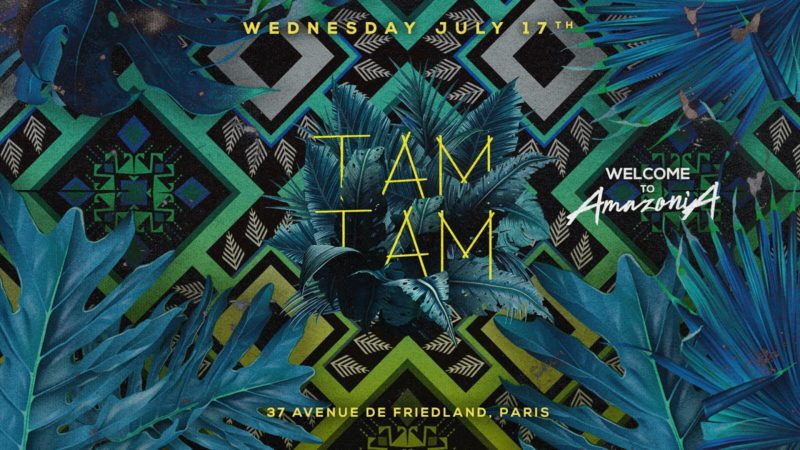 Mercredi 24 Juillet x TAM TAM x Closing Party