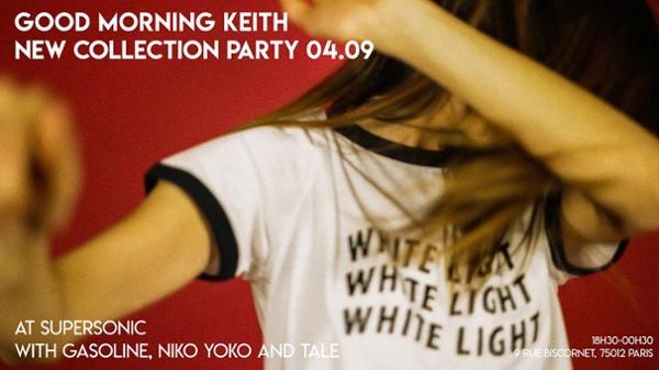 Good Morning Keith New Collection Party