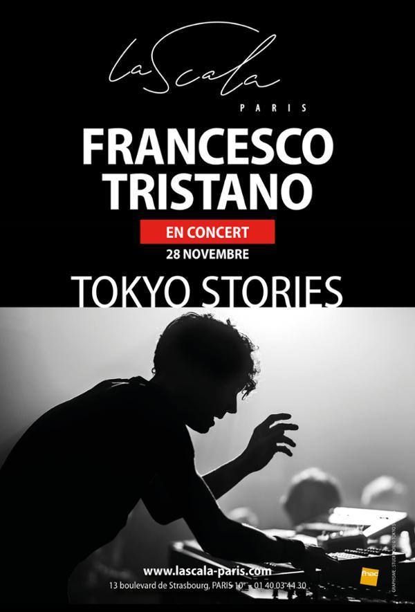 Francesco Tristano - Tokyo Stories